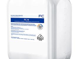 Trinkwasser Dosiermittel Mineralstofflösung FC 9