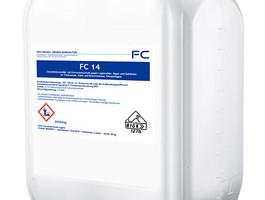 Trinkwasser Dosiermittel FC 14
