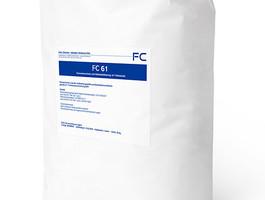Trinkwasser Dosiermittel pulverförmig FC 61
