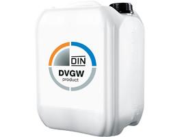 DVGW-zertifiziertes Dosiersystem