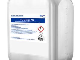 Kesselwasser-Produkt FC Desox AN
