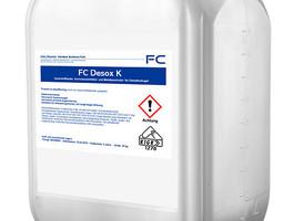 Kesselwasser-Produkt FC Desox K