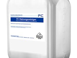 Heizungswasser-Produkt FC Heizungsreiniger